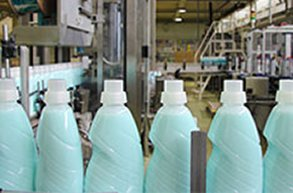 IN PRODUCTION OF HOUSEHOLD CLEANERS